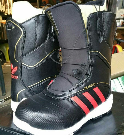 Adidas Blauvelt snowboard boots available in US size 8, 9, 10