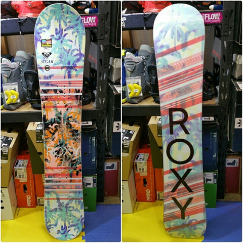 Roxy Sugar Banana 146cm snowboard 2018 model