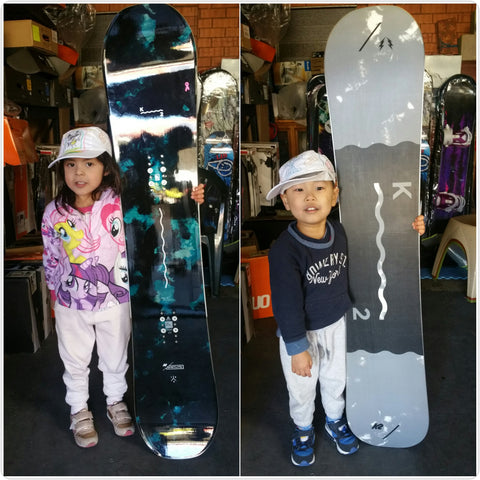 k2 Lites Ladies snowboard 144cm 2016 model