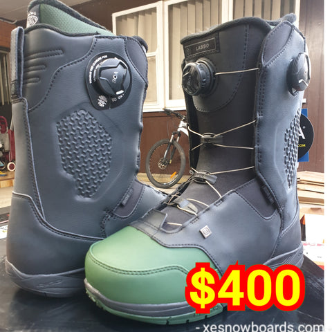 Ride Lasso snowboard boots available in US All sizes  **MY CHOICE**