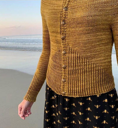 Brass Tacks Cardigan Kit