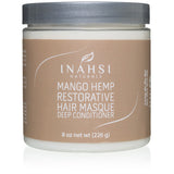 Inahsi Naturals Mango Hemp Restorative Deep Conditioner