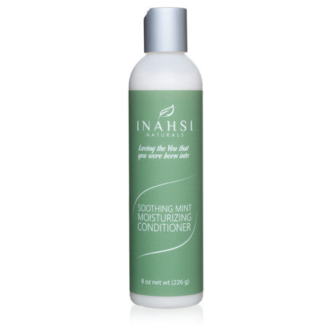 Inahsi Naturals Soothing Mint Moisturising Conditioner