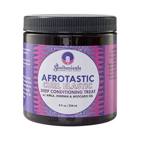 Soultanicals Afrotastic Curl Elastic Deep Conditioning Treat