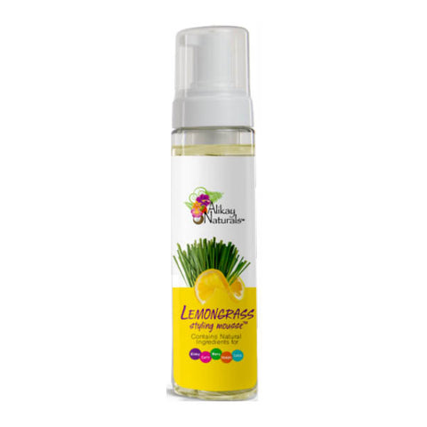 Alikay Naturals Lemongrass Styling Mousse