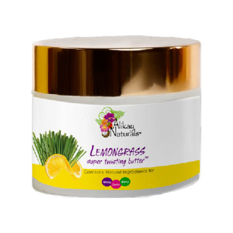 Alikay Naturals Lemongrass Super Twisting Butter