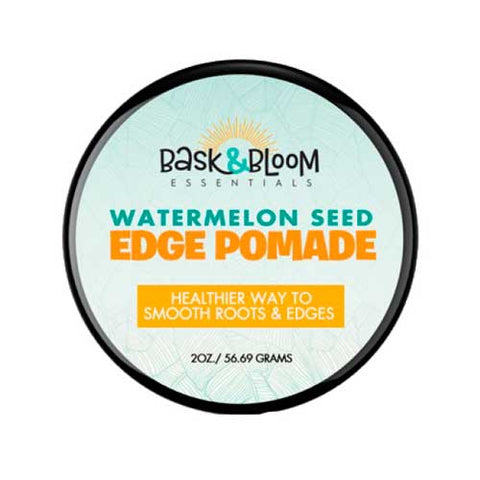 Bask & Bloom Essentials Watermelon Seed Edge Pomade