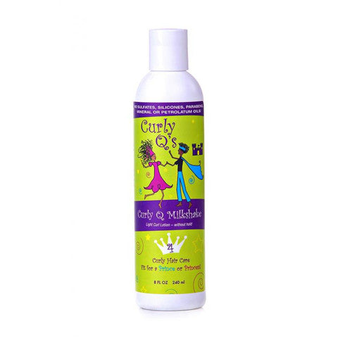 Curls Curly Q Milkshake Hair Lotion - Kids