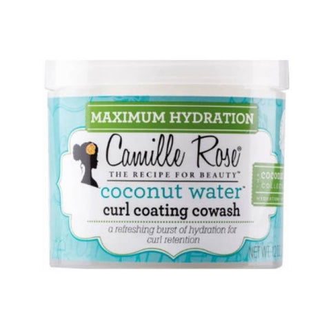Camille Rose Coconut Water Curl Coating Cowash