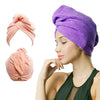 Hair Décor Ultra Fine Microfibre Turban Hair Towel