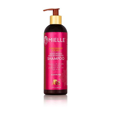 Mielle Pomegranate & Honey Moisturising and Detangling Shampoo