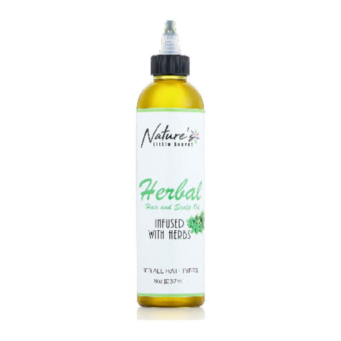 Nature's Little Secret Herbal Hair and Scalp Oil