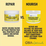 Obia Naturals Babassu Hair Therapy Mask