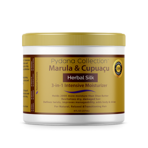 Pydana Marula & Cupuacu Herbal Silk 3-in-1 Intensive Moisturizer