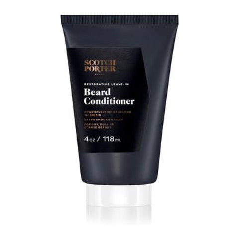Scotch Porter Restorative Leave-In Beard Conditioner