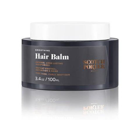 Scotch Porter Men's Smoothing Hair Balm