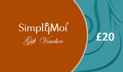 SimplyMoi Gift Vouchers