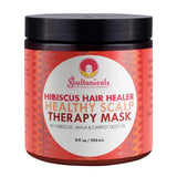 Soultanicals Hibiscus Hair Healer Healthy Scalp Therapy Mask