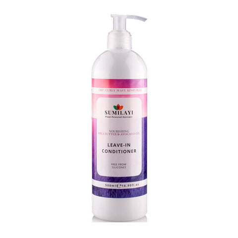 Sumilayi Nourishing 3-In-1 Leave-in Conditioner