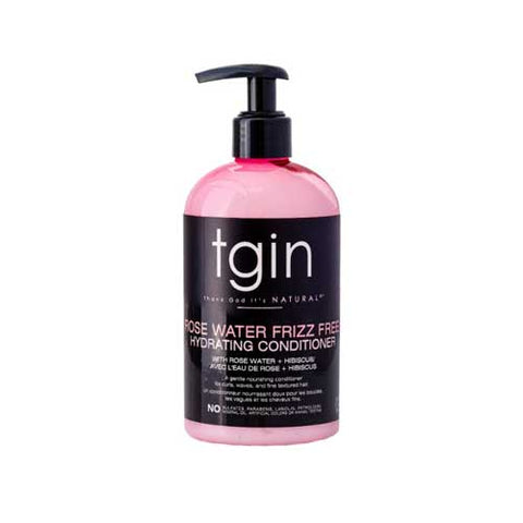 TGIN Rose Water Frizz-Free Hydrating Conditioner
