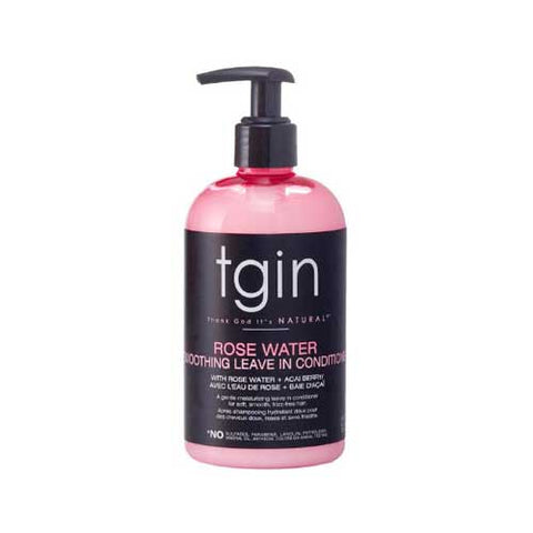 TGIN Rose Water Smoothing Leave-In Conditioner