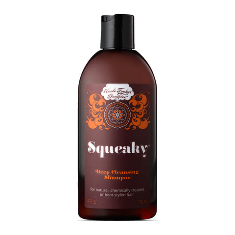 Uncle Funky's Daughter Squeaky Clarifying Cleanser Shampoo