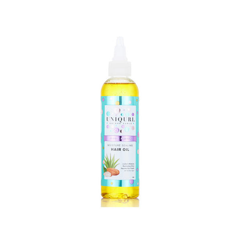 Uniqurl Aloe & Almond Moisture Sealing Hair Oil