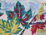 Rayon Canada Collectible Novelty Vintage Printed Tablecloth (49 X 44)