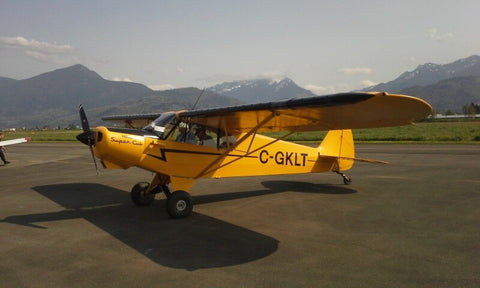 Piper PA-18 blueprints, manuals and CAD files set-Download