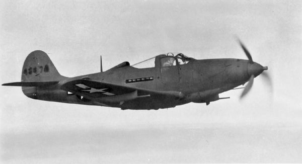 Bell P-39 Airacobra Blueprints & Manuals - AeroDrawings