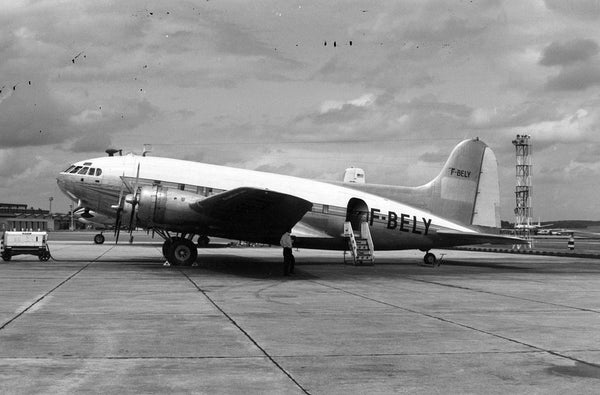 Boeing 307 Stratoliner Drawings