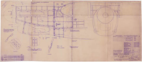 Avro Lancaster Blueprints-Download