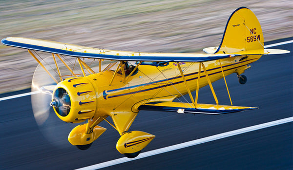 WACO Aircraft Company Blueprints & Drawings - AeroDrawings