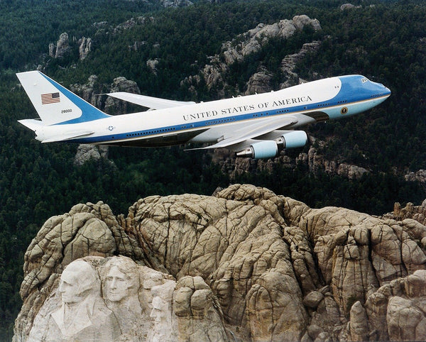 Early Air Force One (VC-25) Drawings