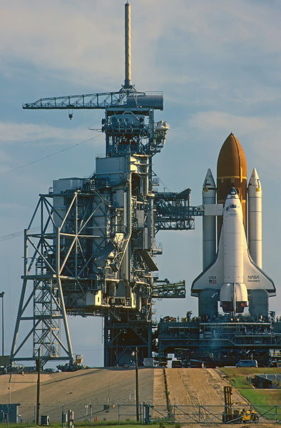 NASA Space Shuttle Blueprints, Drawings & Documents Set
