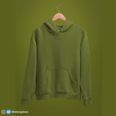 The Olive Green Premium Hoodie