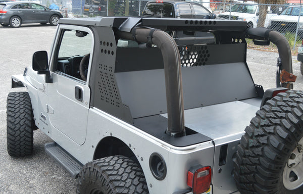 ADVENTURE SERIES FOR TJ WRANGLER JEEP