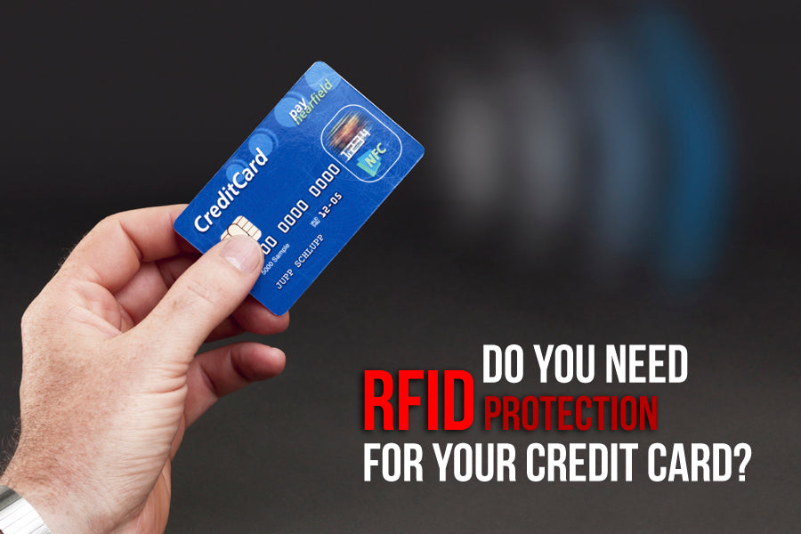 Credit card RFID protection