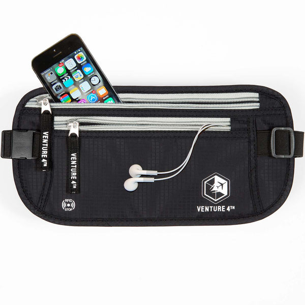 RFID Safe Money Belt