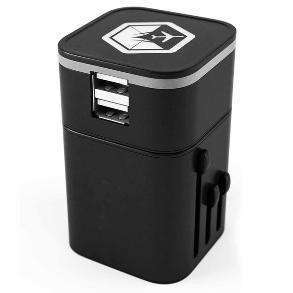 VENTURE 4TH Travel Adapter and USB Charger