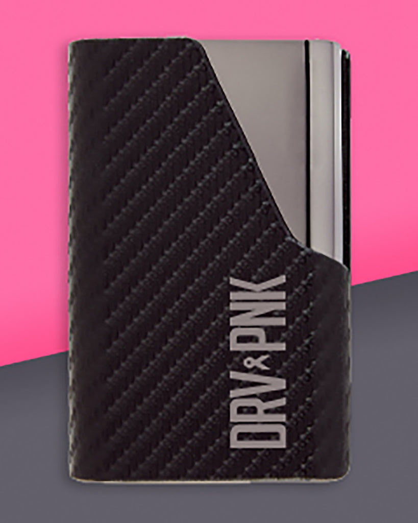 Drive Pink 2-In-1 Power Bank With Card Holder