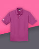 363807 Nike Dri-FIT Men's Micro Pique Polo - Fusion Pink