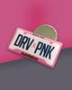 Drive Pink Magnetic Lapel Pin