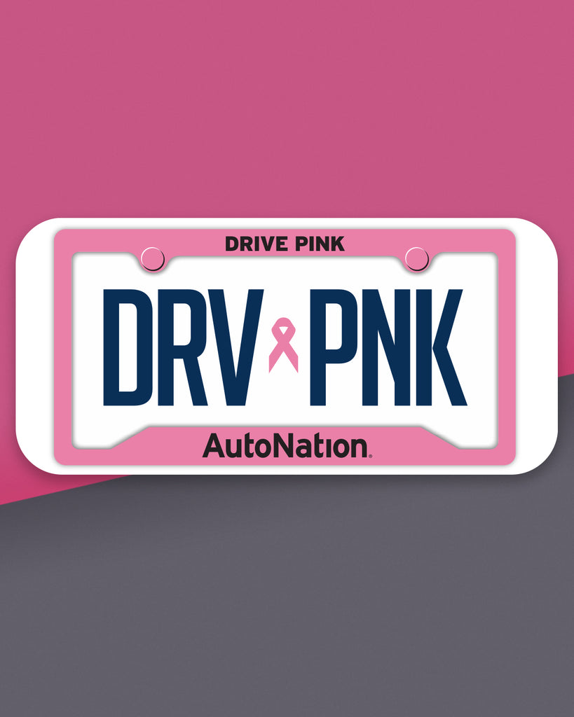 Prest-O-Shade® - Drive Pink Car Sunshade