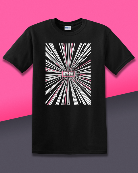 Special Edition Drive Pink Tee: HYPR-DRV PNK