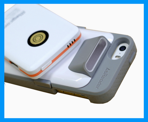 MagConn External Battery for AsReader Barcode Reader Docs