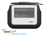Electronic Signature Pad - HID USB - 2M Cable - Sigma with Software - MetaDolce Technologies - 2