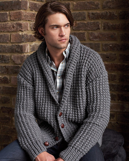 Knitting for Men: 5 Perfect Patterns for Guys