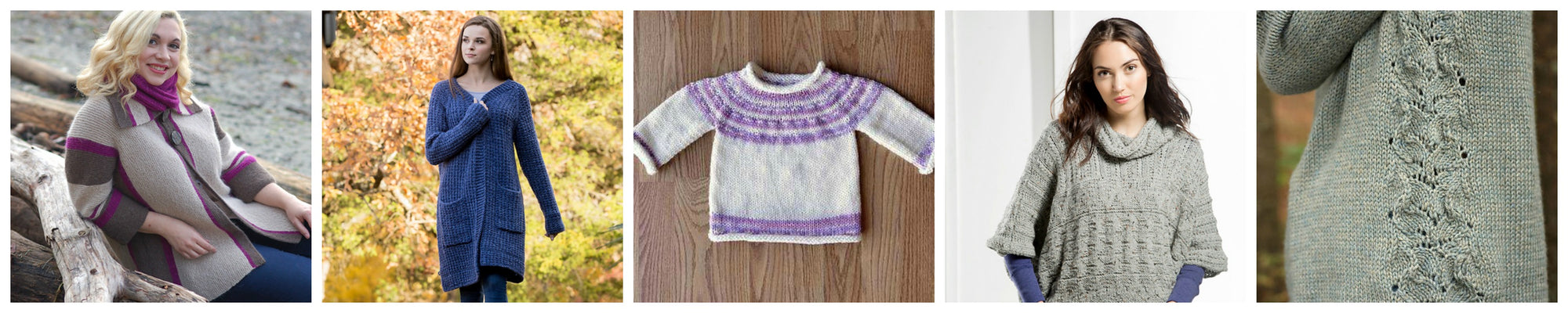 Sweater Weather: 5 Free Knitting Patterns