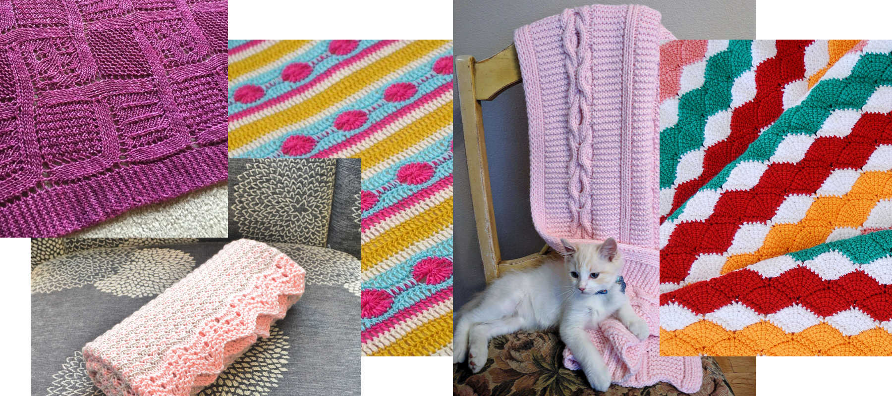 5 Baby Blanket Knitting Patterns You Will Love